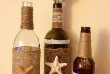 Reutiliza botellas