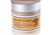 Shea Butter / Inkuto pure unrefined shea butter comes from the seeds of wild shea trees scattered throughout the fields and forests of the savannah areas of Ghana in West Africa. The moisturising and healing properties of shea butter have recently been discovered by the western cosmetics industry, but shea butter has been an integral part of African pharmacology for centuries. The protective and emollient properties of shea butter are most valued for skin care.