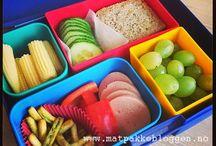 Lunch box school ideas