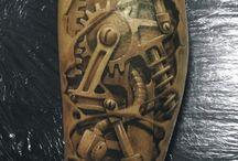 Tattoo - biomechanic