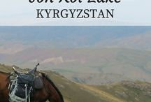 Kyrgyzstan / Explore Kyrgyzstan with these Kyrgyzstan travel tips and Kyrgyzstan itineraries for independent travellers.