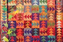 QUILTS-I love GEESE / by Marilynn Yockey
