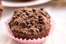 Sweets and healthy baking