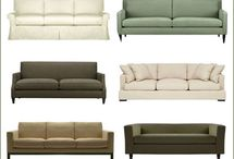 Couch styles / Seating