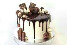 Obmazané dorty