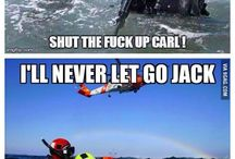 shut the up carl