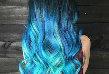 Color cabello