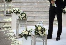 Idee matrimonio shabby