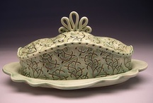 Ceramic Butter Dishes