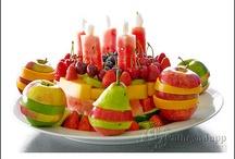 Birthday food for willum