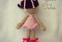 crochet ballerina