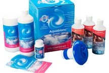 Hot tub and Pool Chemicals / Everything you need to care for your hot tub