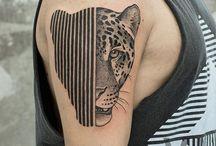 Tatuaże ze zwierzętami