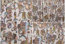 Antonio Segui / Solo Show   Galerie Laurent Strouk   2015