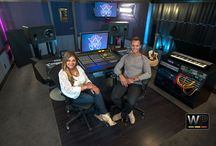 All That Is Entertainment, Los Angeles / Recording Studio Designed and Build by Westlake Pro.