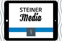 ⚑ Steiner Media s.r.o. Marketingová Agentura / Sdílíme s vámi nejnovější trendy, jak tvořit kvalitní obsah, díky kterému vás zákazníci najdou sami.