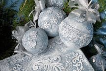 Kreativ zu Weihnachten