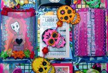 Halloween pocket letters