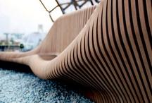 2. urban furniture / by Misha Kmps