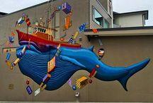 Napier Sea Wall Art