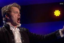 Stjernekamp / Norwegian music competion to find the ultimate entertainer, 5 seasons som far.