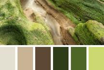 moodboard - nature