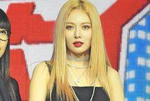 Hyuna / Kim Hyuna