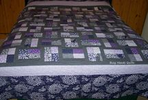 Gift Quilts / These are quilts I've given as gifts to friends and family over the years.
