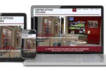 Portfolio PASA | Web / Bacheca siti web realizzati da PASA nel 2015