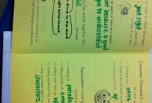 Fluency / Fluency strategies / by Sebrina Burke