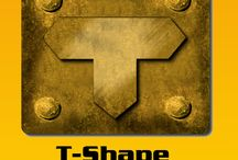 Android App - T-Shape Self Defense & MILSIM