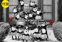 Disney-The Man / Walter Elias Disney--my own personal hero / by Robin Bobo