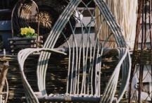 Flet stol
