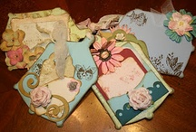 My Creations / I'll be posting pics of things I've created on this board. / by Shabbybeautifulscrapbooking Misty