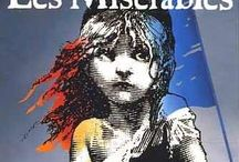 Les Misérables / In 19th-century France, Jean Valjean, who for decades has been hunted by the ruthless policeman Javert after he breaks parole, agrees to care for factory worker Fantine's daughter, Cosette. The fateful decision changes their lives forever.   / by Priscilla Jane Fumero