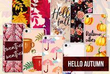 Autumn Phone Case: jesienne etui do telefonu