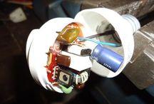 utilizar circuitos de lámparas de bajo consumo