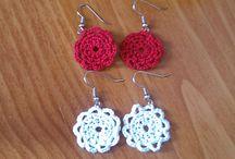 Crochet juwelery