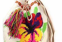 Wayuu mochilas y bolsos