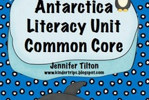 Literacy Units / by Kindertrips