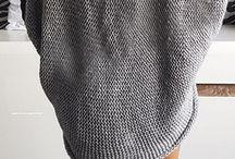 T - háčkování, pleteni