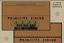 Primitive Labels