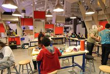 MAKERS SPACE / Building a makerspace