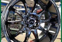 Toyota mr2 hjul 1