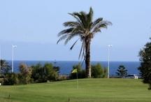 Alborán Golf - Almería / Imágenes del Campo de Golf Alborán Golf en Almería. Central de reservas de golf MaralarGolf.com. www.maralargolf.com