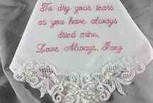 PRESS / by Li'l Inspirations - Personalized Wedding Handkerchiefs, Blankets and One of Kind Baptism Gifts Custom Embroidered