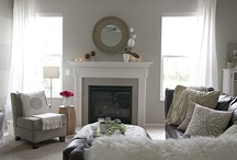 Living Room Ideas / by Allison Stinneford