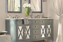 Bathroom Vanities / The best Bathroom Vanities for your Bathroom Remodel. Styles to fit any bathroom decor ideas and any budget. Single Vanities, Double Vanities, Vanities with Tops, Vanities without tops.