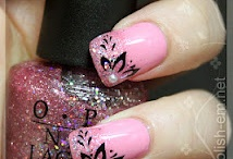 nails and makeup / by Dani Mellor