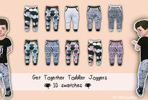 Clothes and shoes  for toodler boy and girl